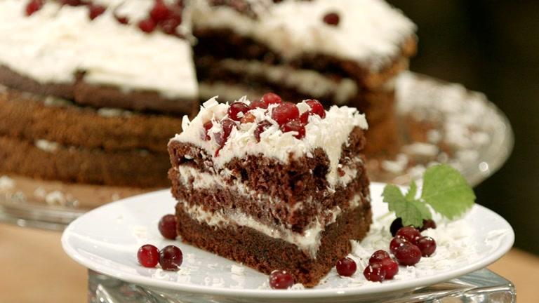 Red velvet -kakku