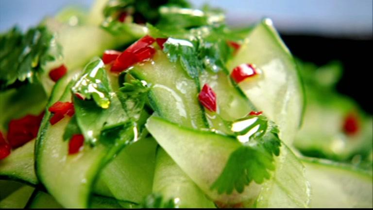 Punainen thaicurry