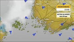 Turun ja Lounais-Suomen sääennuste