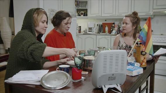 Keittiöelämää katsomo – Tämän naisen intuitio