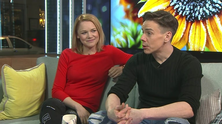 MTV Katsomo - Huomenta Suomi - Anna-Maija Tuokko ja Matti Puro kertovat Tanssii Tähtien Kanssa ...