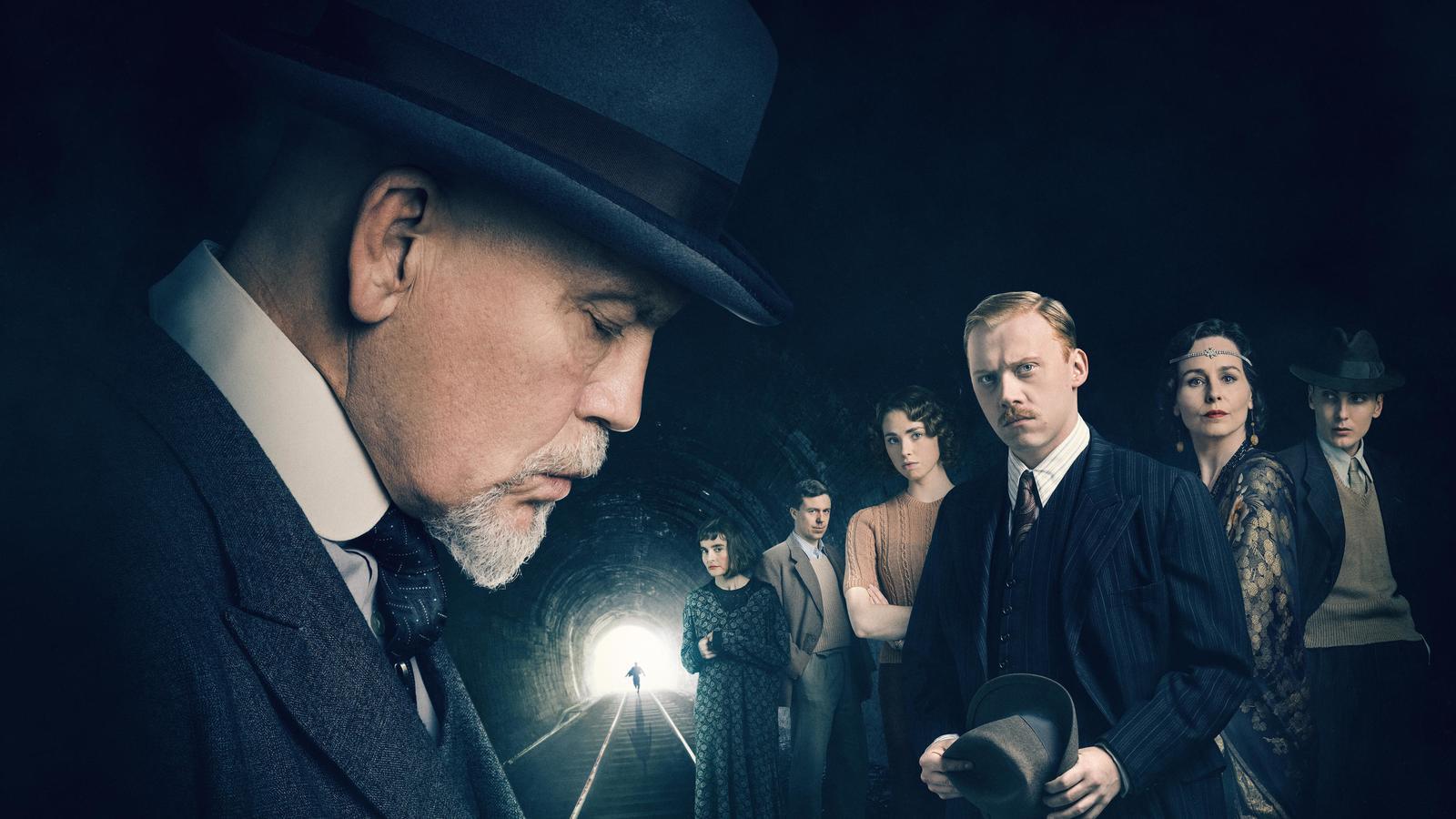 Hercule Poirot: Aikataulukon arvoitus
