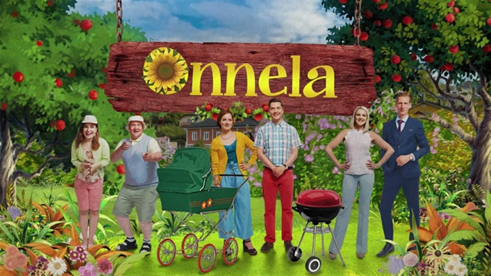 Onnela - 2. kauden virallinen traileri
