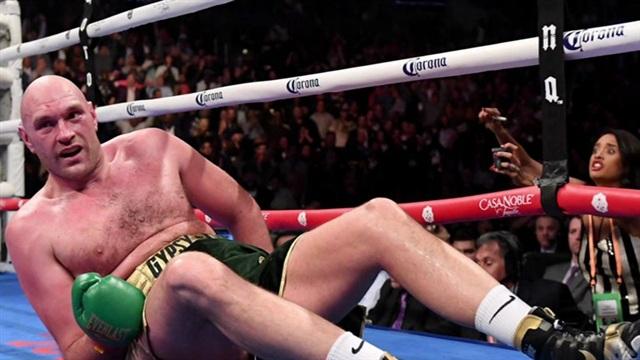 Nyrkkeily, Deontay Wilder ja Tyson Fury kohtasivat titteliottelussa