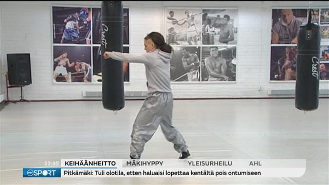 Nyrkkeily, Eva Wahlström huippuotteluun New Yorkiin