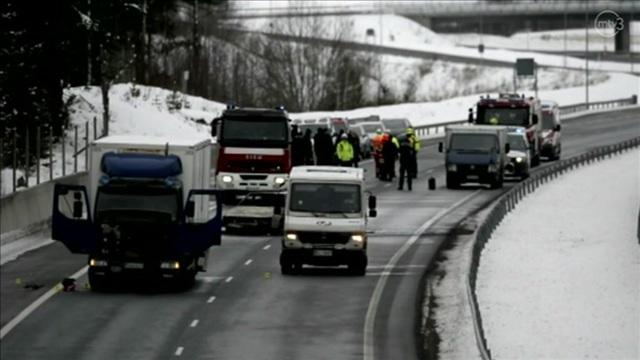 1. Arvokuljetusryöstäjä Matti Sarén