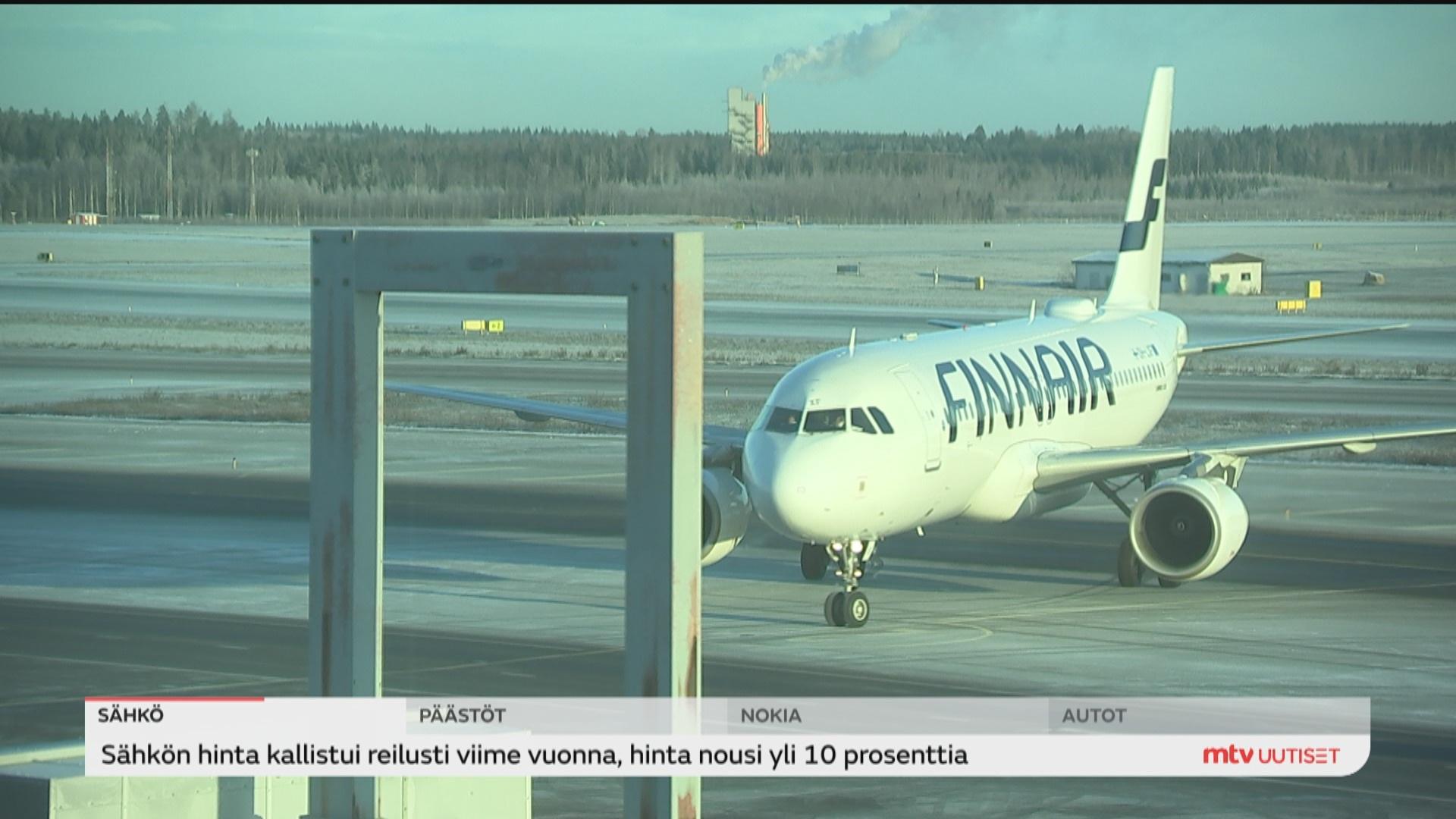 Lentokoneet - Aihe - MTVuutiset.fi