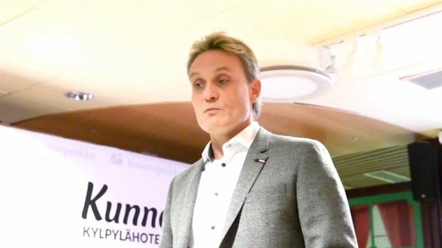 Mäkihyppy, Mika Kojonkoski kertoo kuinka Kiinan mäkihyppyprojekti sai alkunsa