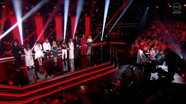 Tähdet, tähdet, Jakso 3: Laulu rakkaalleni