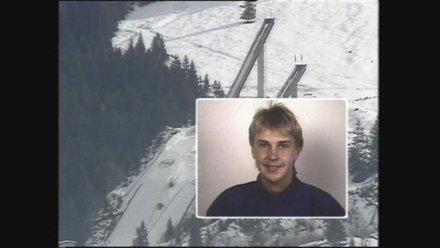 Mäkihyppy, Matti Nykäsen sukset varastettiin Oberstdorfissa vuonna 1988