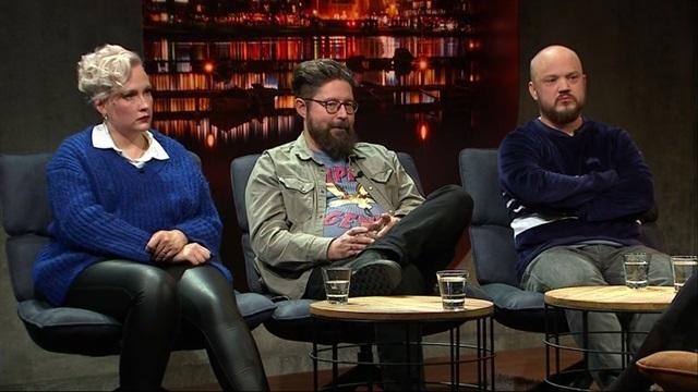 2. Vieraina mm. Pyhimys, Jippu ja Antti Loimalahti