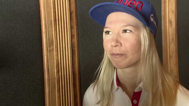 """Mäkihyppy: MM-kisat, Julia Kykkänen aloittaa kisaurakkansa: """"En aseta tavoitteita"""""""