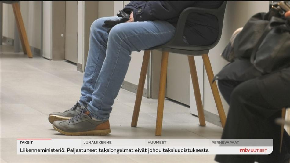 Työttömät Suomessa