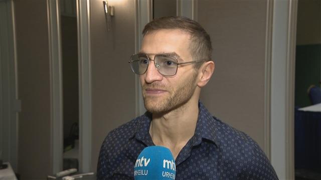 Nyrkkeily, Edis Tatli vastustajastaan: Vaarallinen kaveri, tarkkana pitää olla