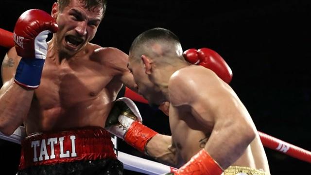 Nyrkkeily, Tatli-Lopez-ottelu kuvina
