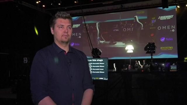 9. Overwatch-analyytikko Juha-Pekka Joutsenlahti