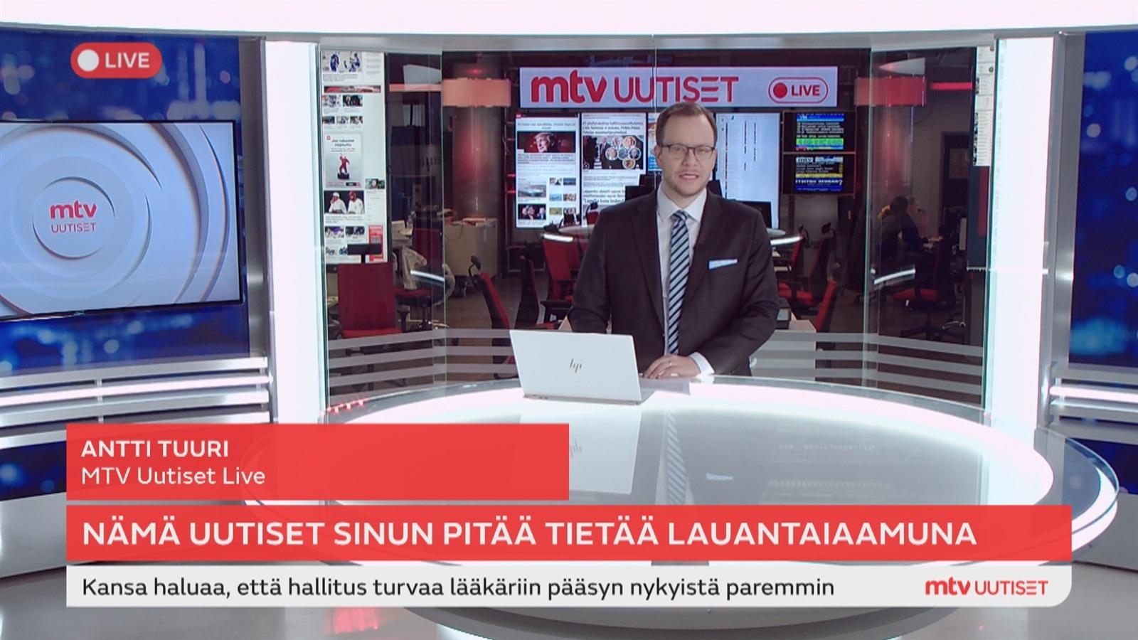 Mtv/Uutiset