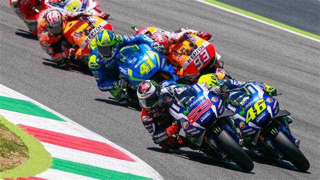 Moto2: Katalonian osakilpailu