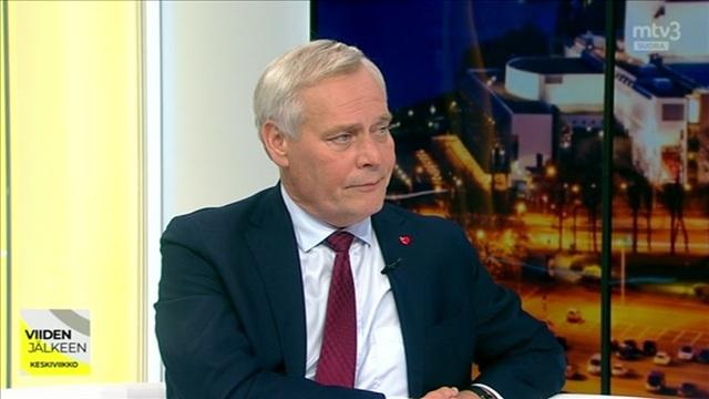 Erikoishaastattelussa pääministeri Antti Rinne