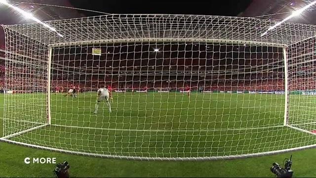 Maalikooste: Benfica - Leipzig