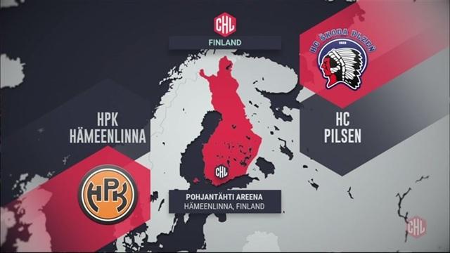 Maalikooste: HPK - HC Pilsen