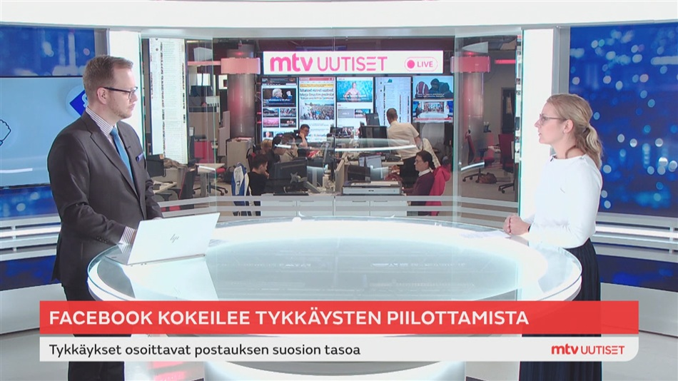 Mtv Uutiset Facebook