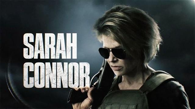 """Elokuvat, Linda Hamilton nähdään Sarah Connorina yli 20 vuoden jälkeen: """"Hän on mahtava, kick-ass toimintasankari"""""""