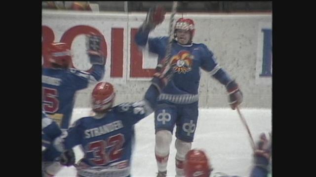 Kymmenen uutiset, Kymmenen uutiset vuonna 1983: Tony Arima ratkaisee kolmannen SM-finaalin HIFK:lle Jokereita vastaan