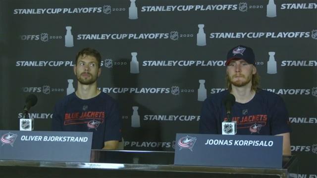 Jääkiekko: NHL, Joonas Korpisalolta tyhjentävä vastaus maratonottelun jälkeen