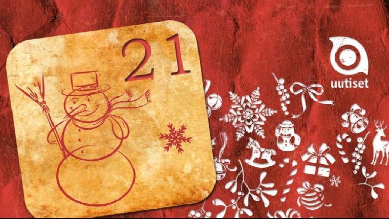 Katsomo The Joulukalenteri