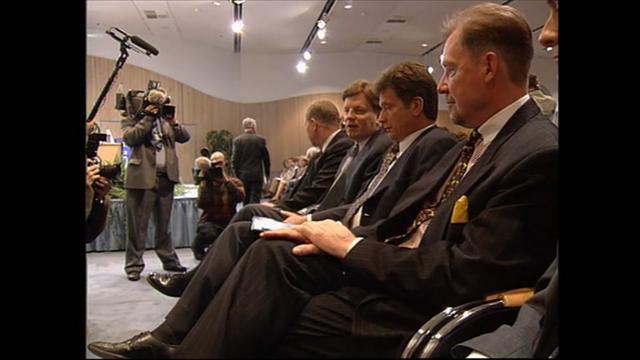 mtv.fi/retro, 1999: Natosta ei haluttu vaaliteemaa