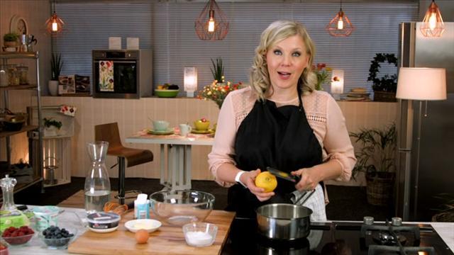 Mitä tänään syötäisiin?, Jakso 57: Raikkaat sitruunamaljat