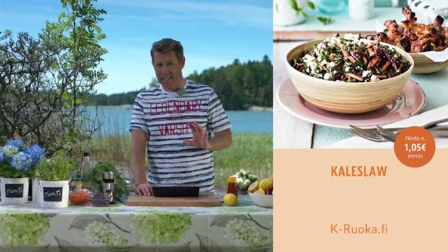 Mitä tänään syötäisiin?, Jakso 127: Kaleslaw