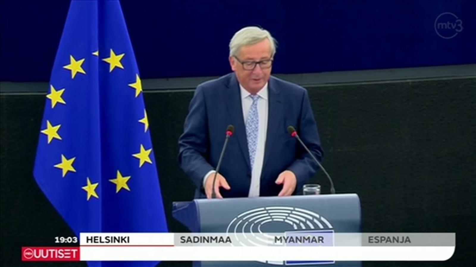 Ministeri Orpo: Olisi luonnollista, että kaikki EU-maat olisivat eurossa - MTVuutiset.fi