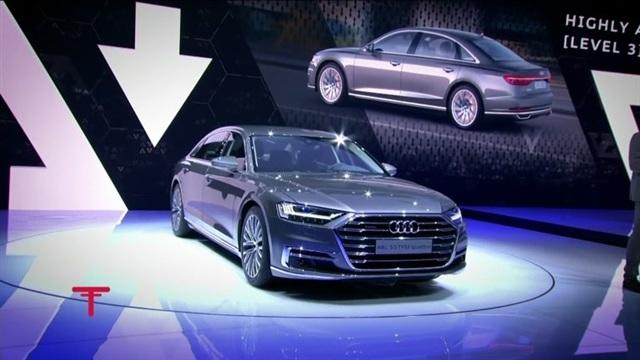 2. Frankfurtin autonäyttelyn uutuudet