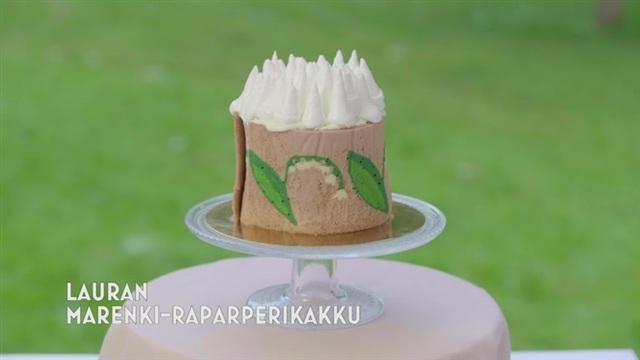 Koko Suomi leipoo, Uskomattomia kakkuja