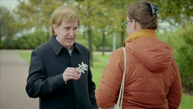 Pelimies, Jakso 3: Jussi Niinistö ja Rosa Meriläinen