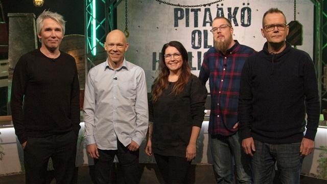 9. Vieraana Heikki Aittokoski