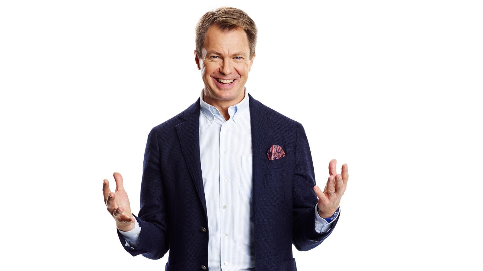 12. Vieraina Li Andersson ja Ismo Leikola