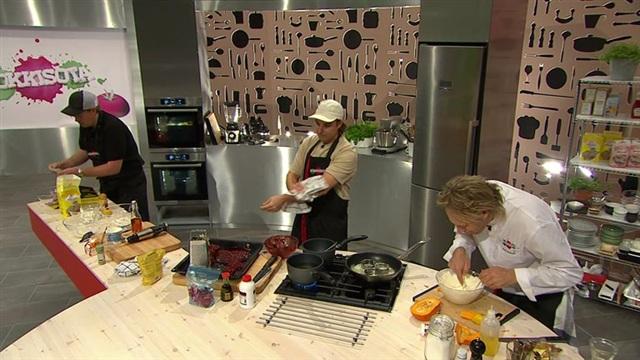 Kokkisota, Teflon Brothers kertoo kokemuksistaan Suomen ruokakulttuurista