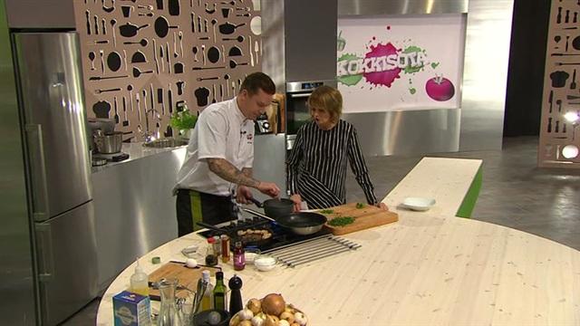 Kokkisota, Serko Rantanen kertoo elämänsä parhaasta ravintolakokemuksesta