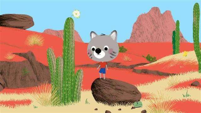 22. Ei ole kaktusta piikkeihin katsominen