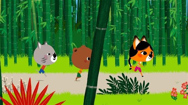 41. Bambuviljelmä