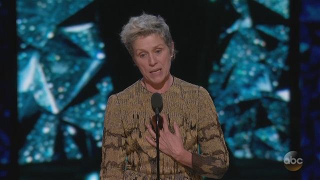 Viihdeuutiset, Oliko tässä Oscar-gaalan liikuttavin hetki?