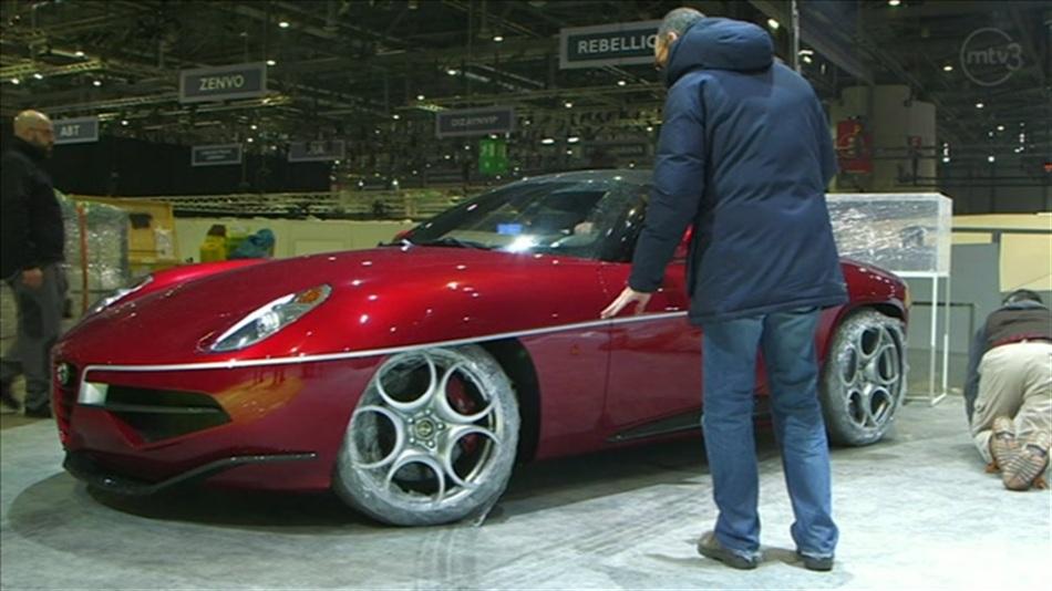 Geneven Autonäyttely 2021