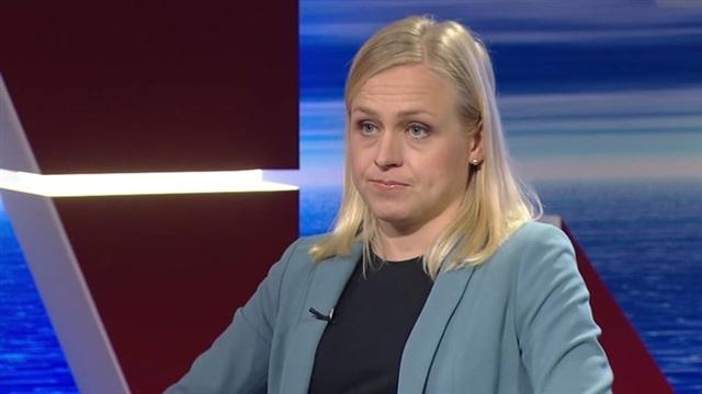 10. Vieraina Elina Lepomäki ja Atte Kaleva