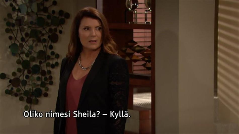 Kauniit Ja Rohkeat Sheila