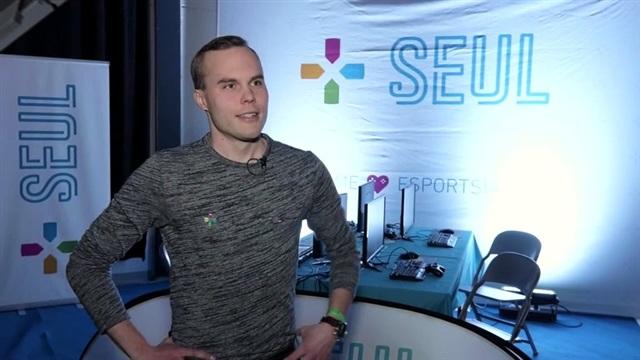 6. Käsittelyssä Suomen elektronisen urheilun liitto SEUL