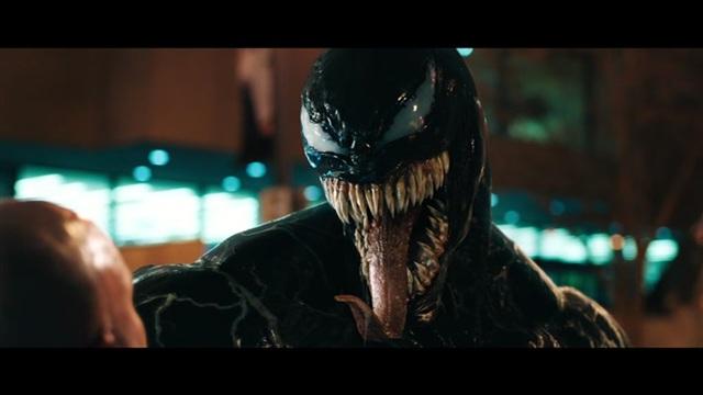 Viihdeuutiset, Venom-elokuvan traileri