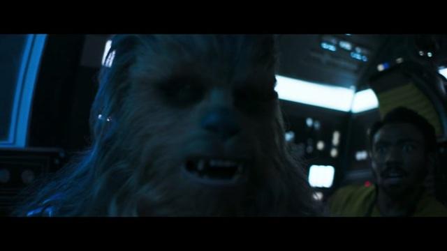 Viihdeuutiset, Solo: A Star Wars Story -elokuvan traileri